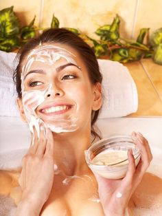 Home remedies for blemishes.
