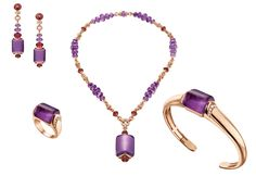 In a harmonic hymn to the gemstones, Bulgari plays on the beauty ...