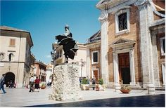 Arpino Piazza Municipio