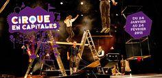 Le Cirque envahit la Capitale et passe par Aix !
