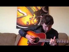 "Brett Eldredge - Couch Sessions - ""Watch The World End"" - YouTube"