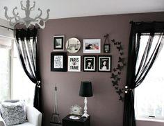 Paint Colors That Go with Purple | Lila assoziiert man immer mit dem Luxus. Diese Farbe hat eine magische ...