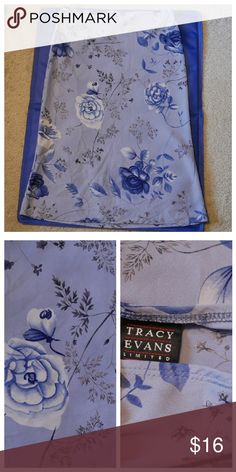 🎃Tracy Evans Floral Skirt🍁 Used. Great condition. Tracy Evans Limited Skirts