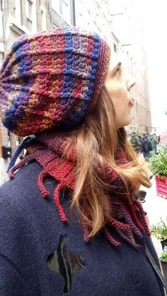 Knitted Hats, Crochet Hats, Projects To Try, Knitting, Make Up, Fashion, Spirals, Knitting Hats, Moda
