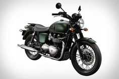 Love the cafe racer style bikes!