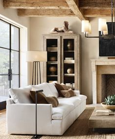 New Living Room, Living Room Modern, Home And Living, Living Room Designs, Living Room Decor, Living Spaces, Home And Deco, Living Room Inspiration, Home Fashion