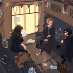 debbie-sketch: Hogwarts Express potter aesthetic gif Everything, everybody, everywhere Fanart Harry Potter, Harry Potter Comics, Fantasia Harry Potter, Arte Do Harry Potter, Harry Potter Artwork, Harry Potter Drawings, Harry Potter Tumblr, Harry Potter Pictures, Harry Potter Wallpaper
