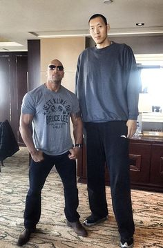 19 Life Lessons We've Learned From The Rock..he knows he's not the biggest person in the room..or the world!