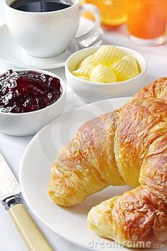 Continental Breakfast - the BEST!!  Just add a latte!