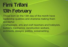 What your Birthday says about your career? Find at http://apps.funlababuser.com/birthday_say_about_career