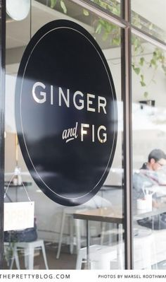 Ginger and Fig restaurant | Photographer : Marsel Roothman