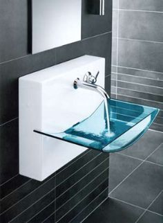 Totally Cool Sink Floating Bathroom Design Small Sinks
