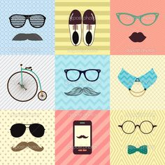 depositphotos_42810145-Hipster-vintage-cute-fashion-background.jpg (1024×1022)