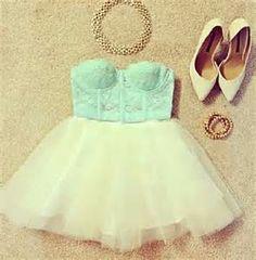 Cute ballerina dress