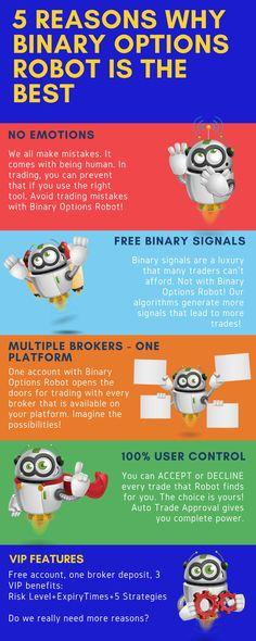 ce este robotul binar