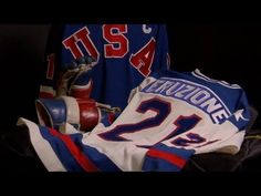 """""""11 seconds, you've got 10 seconds, the countdown going on right now! Morrow, up to Silk. Five seconds left in the game. Do you believe in miracles?! YES!"""" #hockey #sports"""
