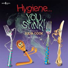 Hygiene... You Stink! (Building Relationships) by Julia Cook http://www.amazon.com/dp/1934490628/ref=cm_sw_r_pi_dp_VRkCwb0W8TYWX