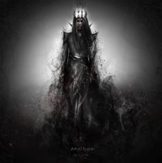 Melkor by Kaprriss on DeviantArt