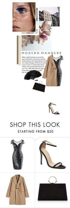 """""""French Minimalist Chic"""" by shayna-8 ❤ liked on Polyvore featuring Adeam, contest, dress, party and gamiss"""