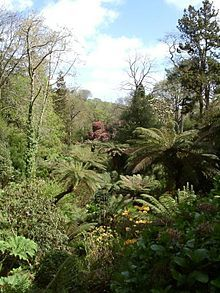 Lost Gardens of Heligan - Wikipedia, the free encyclopedia