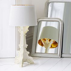 whitegold bourgie by ferruccio laviani battery lamp ferruccio laviani monday