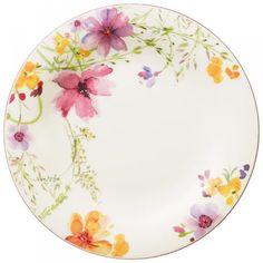 Het voorjaar op tafel - Villeroy & Boch Dinerbord 27 cm via Marlie & Felice