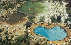 Disney's River Country - First ever Disney water park now abandoned