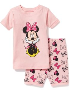 2-Piece Disney© Graphic Sleep Set for Toddler & Baby    | Old Navy