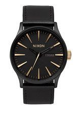 The Sentry Leather | Men's Watches | Nixon Watches and Premium Accessories Sale! Up to 75% OFF! Shop at Stylizio for women's and men's designer handbags, luxury sunglasses, watches, jewelry, purses, wallets, clothes, underwear & more!