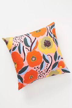 Assorted Pillows by Marimekko, Marimekko Rosarium Pillow Cover Marimekko, Floral Pillows, Boho Pillows, Throw Pillows, Bohemian Bedding, Pillow Inserts, Pillow Covers, Garden Tiles, Haida Art