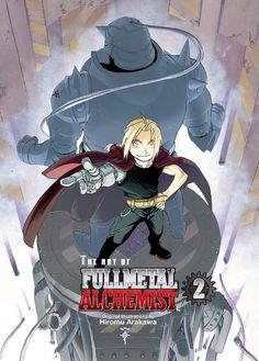 A second art book featuring the characters from the top-selling and award-winning manga series, Fullmetal Alchemist. Includes original color artwork from creator, Hiromu Arakawa--each illustration pre