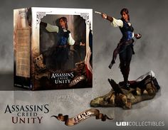 [News] Assassin's Creed Unity - Elise apparaît ! : http://www.zeroping.fr/assassins-creed-unity-elise-apparait/