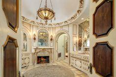 Luxury real estate in Dallas TX United States - Preston Hollow French Estate - JamesEdition Luxury Bathroom, Home decor, Home ideas, Interior design, Luxury homes