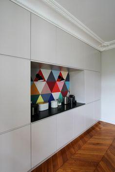 Kitchen Tour Maubourg, Parigi, 2014 - Camille Hermand
