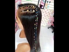 Hair Beauty, Hair Styles, Youtube, Colored Box Braids, Up Tattoos, Relaxed Hairstyles, Child Hairstyles, Nail Designs, Hair Plait Styles