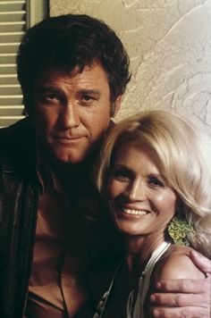 Police Woman-Angie Dickinson and Earl Holliman-