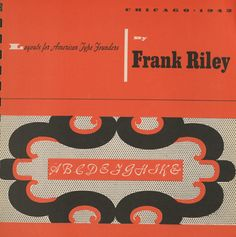Excellent mid-century graphic design from Chicago via The Daily Heller: Selling Design in 1942