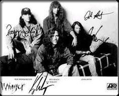 winger band - Google Search