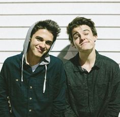 Brent Rivera and Kenny Holland, MagCon Boys Kenny Holland, Collins Brothers, Cute Youtubers, Matt Espinosa, Aaron Carpenter, Carter Reynolds, Taylor Caniff, Sam And Colby, Brent Rivera