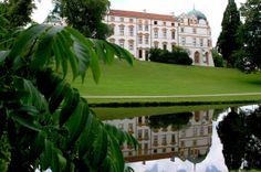 mein #Lieblingsbild der Serie, das Schloss der Residenzstadt #Celle in Niedersachsen