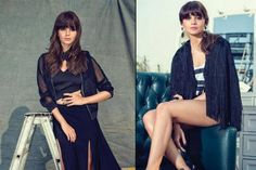 Are you sick of making the same hairstyle every day? Here we have different hairstyles of the adorable Alia Bhatt, the Queen of hairstyles. Bollywood Hairstyles, Chic Hairstyles, Different Hairstyles, Alia Bhatt, Dimples, Kimono Top, Stars, Hair Styles, Women