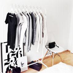 4. Develop a signature color palette for your wardrobe.