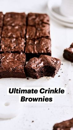 Party Desserts, Cookie Desserts, Cookie Bars, No Bake Desserts, Just Desserts, Delicious Desserts, Dessert Recipes, Yummy Food, Best Brownies