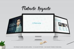 Template de Keynote Flatnote 2.0  O Flatnote 2.0 Keynote Template tem 700 Slides exclusivos (Clean & Dark Version) em 16: 9 (HD). 28 Ícone slides – pronto para usar. Flatnote 2.0 Keynote Template limpo, escalável, colorido e multiuso. Apropriado para o negócio, o E-comércio ou a finalidade da promoção do produto. #comprar