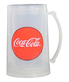 Take a look at this Chiller Mug - Set of Two by Coca-Cola on #zulily today!