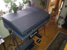Welson President Orgel Porta Mit Tonkabinett Leslie Wie Hammond in Nordrhein-Westfalen - Emmerich am Rhein   Musikinstrumente und Zubehör gebraucht kaufen   eBay Kleinanzeigen