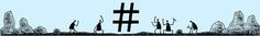 """""""Yet the hashtag may well be a new rhetorical device in its own right. In the literary glossary that ranges from antimetabole to zeugma, there's no term that exactly captures all that the hashtag is capable of."""" Julia Turner 2 Nov 2012 NYTimes Magazine"""