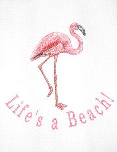 Life's a Beach ....