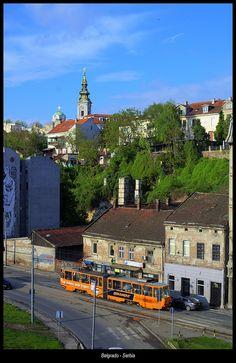 Belgrade, Serbia,karadjordjeva ulica