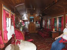 The Lilly Belle Caboose